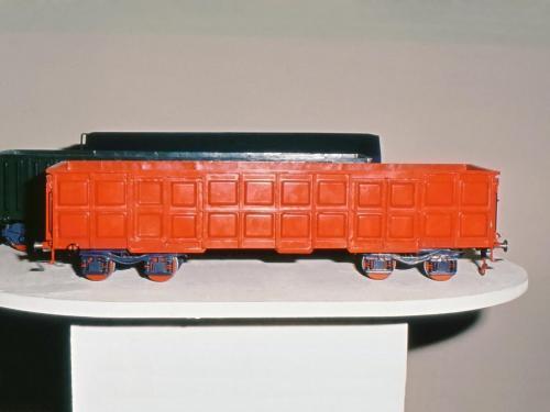 Železničné vagóny, Vagónka Poprad, dizajn: Ján Čalovka, Jarolím Vavro, foto: rodinný archív